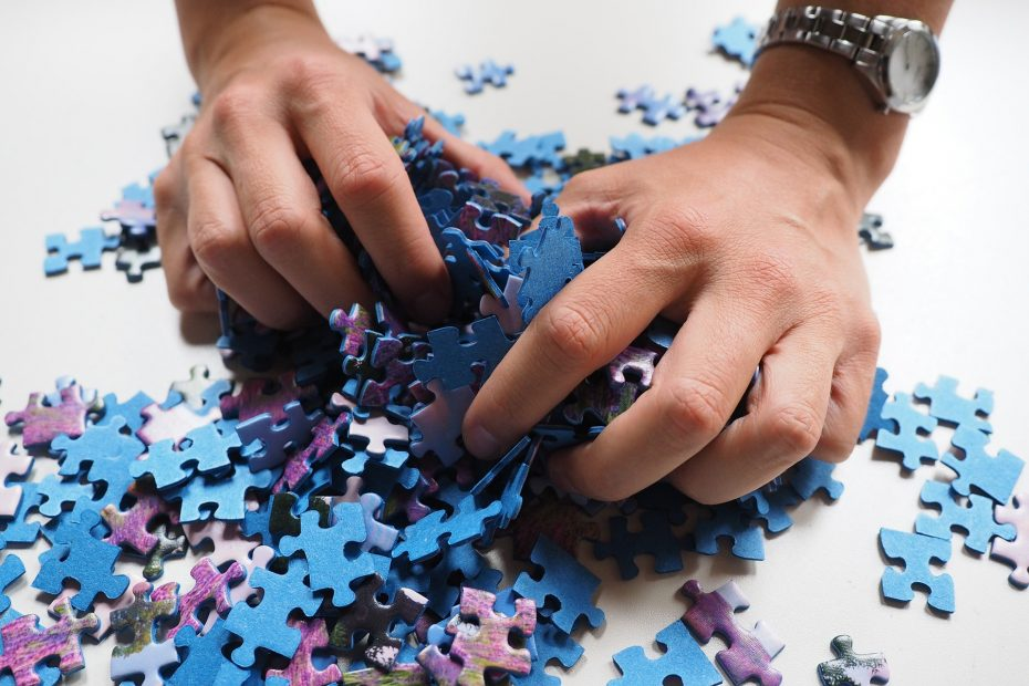 Asking for help is one piece of the problem solving puzzle