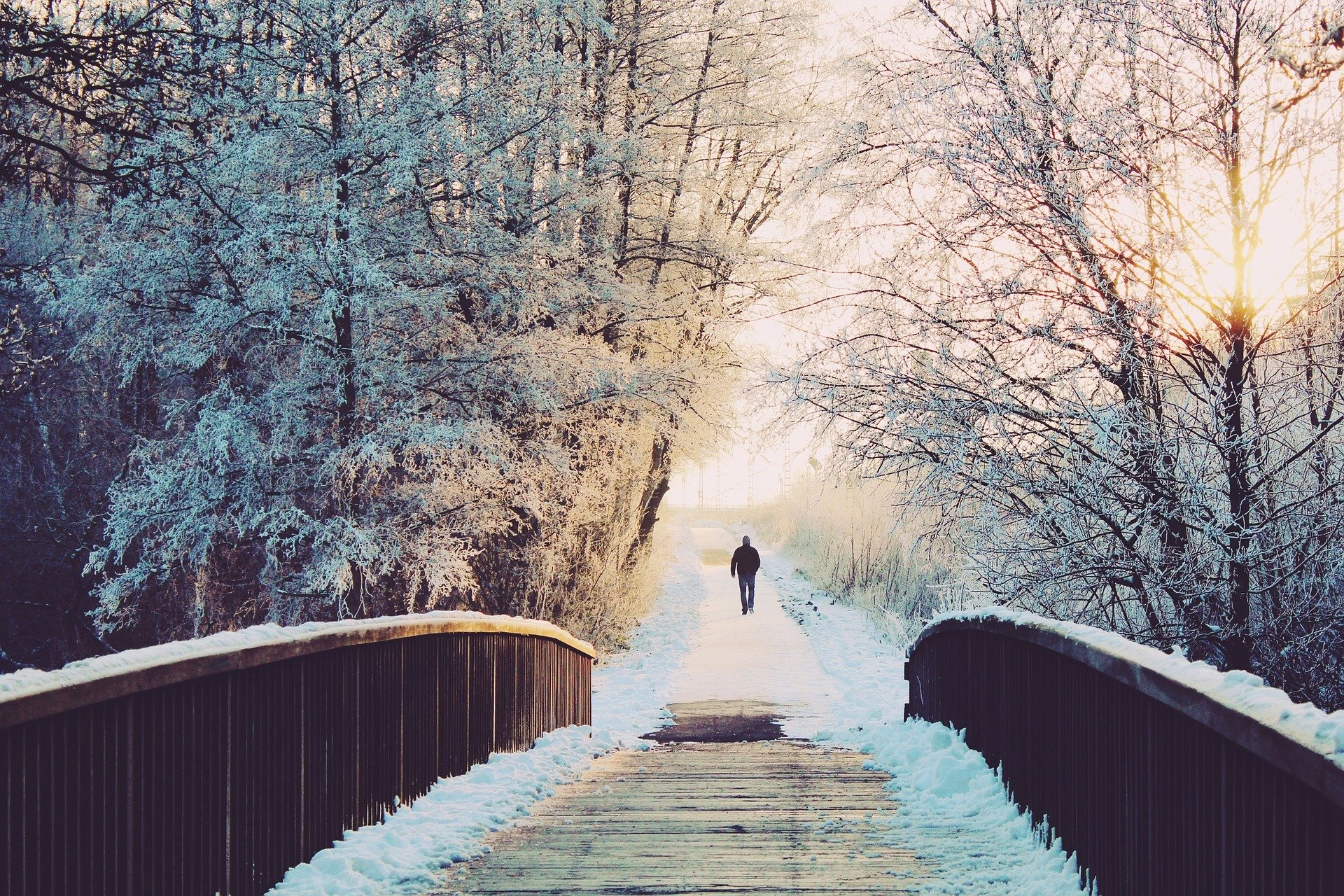 Seasonal depression can be helped by getting outside, even in winter